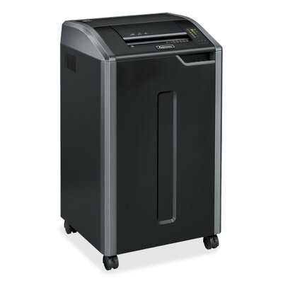 FELLOWES MANUFACTURING Powershred 425Ci Continuous-Duty Cross-Cut Shredder, 28 Sheet Capacity at Sears.com