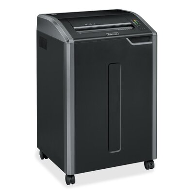 FELLOWES MANUFACTURING Powershred 485Ci Continuous-Duty Cross-Cut Shredder, 28 Sheet Capacity at Sears.com