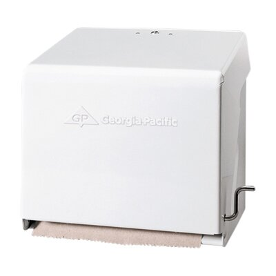 Georgia-Pacific Mark II Crank Roll Towel Dispenser in White at Sears.com