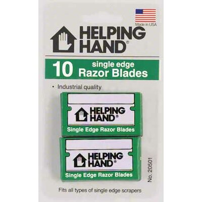 HelpingHand Single Edge Razor Blades 20501  (Set of 3) at Sears.com