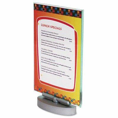 Superior Image Swivel Sign Holder