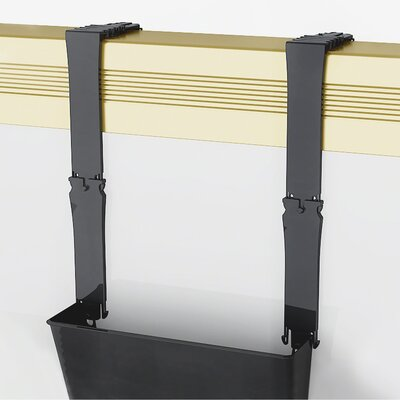 Adjustable Plastic Partition Brackets