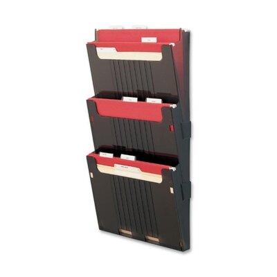 3 Pocket Hanging File System