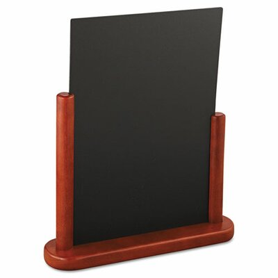 Double Sided Sign Holder Size: 12.5 H x 10.88 W