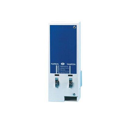 Electronic Vendor Dual Sanitary Napkin / Tampon Dispenser