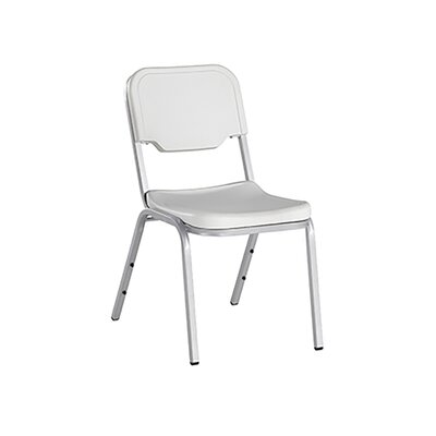 Rough N Ready Series Original Stackable Chair Seat Color: Platinum