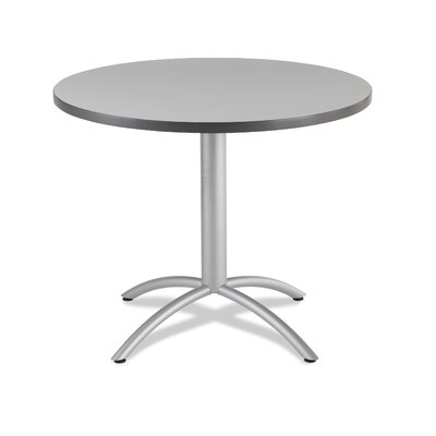 CafeWorks Dining Table Finish: Gray