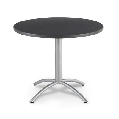 CafeWorks Dining Table Finish: Graphite Granite