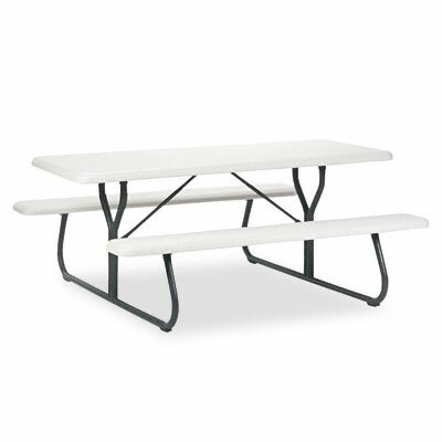 Indestructable Too 1200 Series Resin Picnic Table