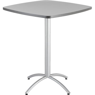 42 Bistro Table Top Finish: Gray