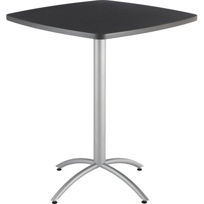 Caf�Works Square Conference Table Size: 42 H x 36 W x 36 D