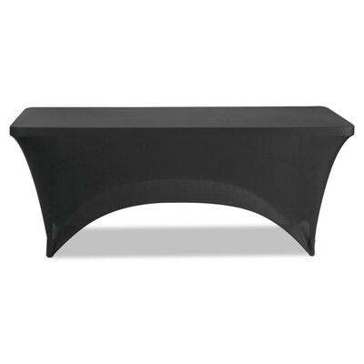 Table Cover Size: 30 H x 72 W