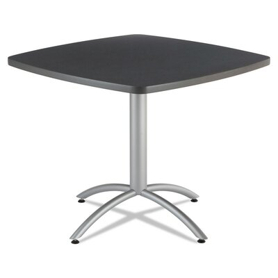Caf�Works Square Conference Table Size: 30 H x 36 W x 36 D