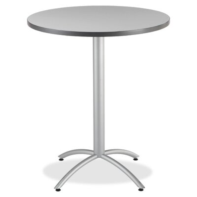 36 Bistro Table Top Finish: Gray