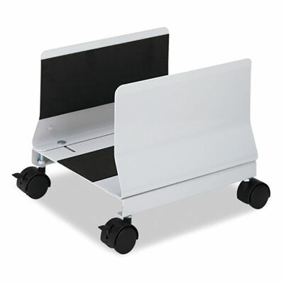 Innovera Mobile 9.75 H x 10.25 W Desk CPU Holder