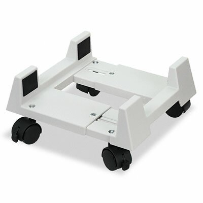 Innovera Econo Mobile 3.34 H x 9.05 W Desk CPU Holder