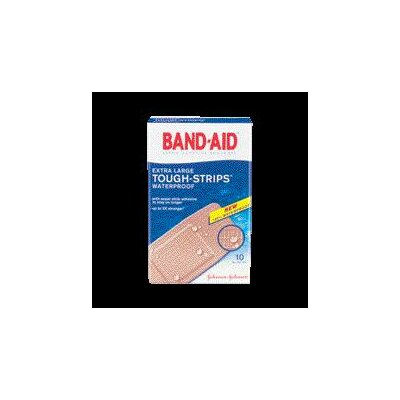 "Johnson & Johnson 3/4"" X 4"" BAND-AID� Touch Strips? Waterproof Bandages (10 Per Box) at Sears.com"