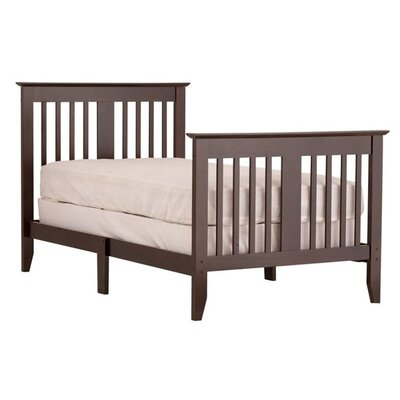 Image of Beatrice Twin Bed in Espresso (KD1583)