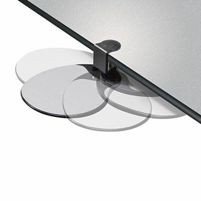 0.5 H x 7.75 W Desk Mouse Platform