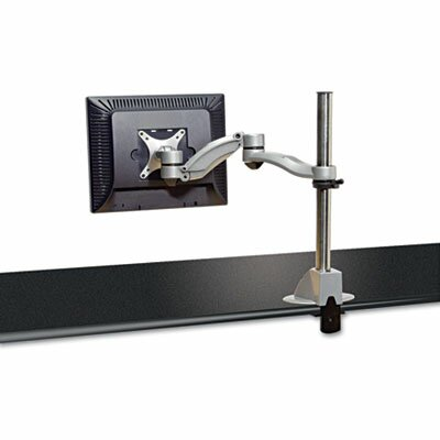 Flat Panel Monitor Arm Height Adjustable Desk Mount