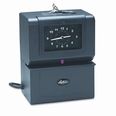 Automatic Model Heavy-Duty Time Recorder