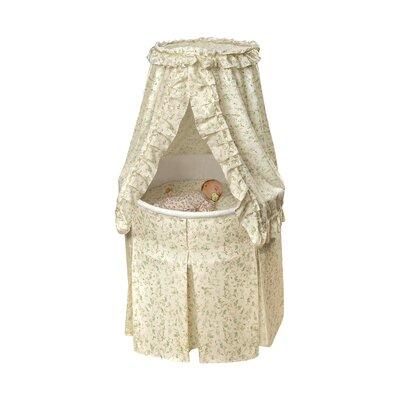 Badger Basket Empress Round Baby Bassinet I 83903