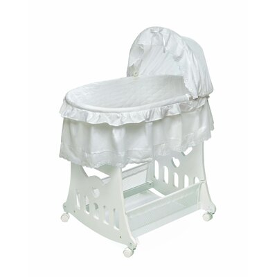 Badger Basket Convertible Batiste Convertible Bassinet 630