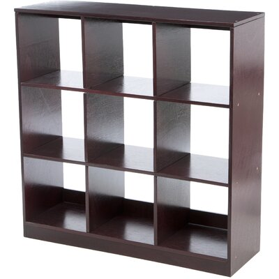 37 Cube Unit Bookcase Finish: Cherry