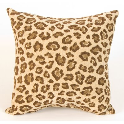 Tanzania Cheetah Throw Pillow