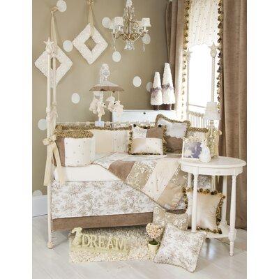 glenna jeanashley 4 piece crib bedding set