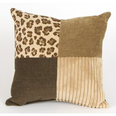 Tanzania Patch Pillow