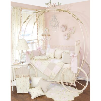 low price glenna jean story time crib bedding collection green bunny lamp and shade