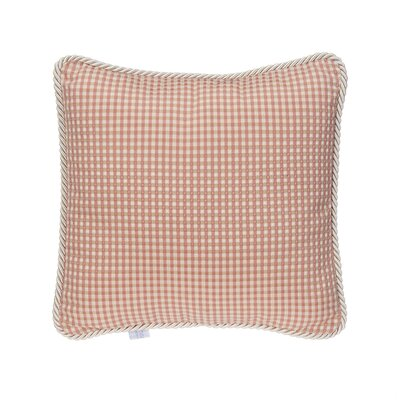 Robb Beige/Pink Throw Pillow