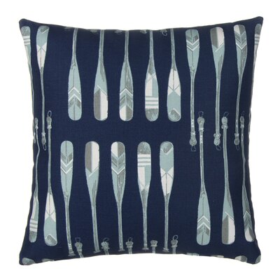 Little Sail Boat Standard Pillow