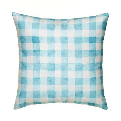 Willow Plaid Throw Pillow