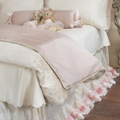Chason Bed Skirt Size: Full