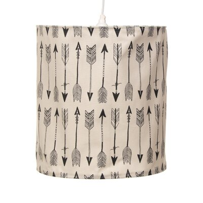 Erasmos Hanging 12 Drum Lamp Shade