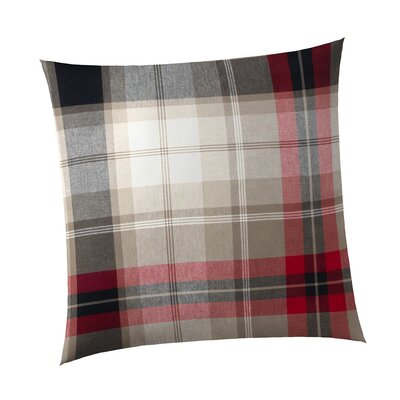 Greybull Square 100% Cotton Throw Pillow