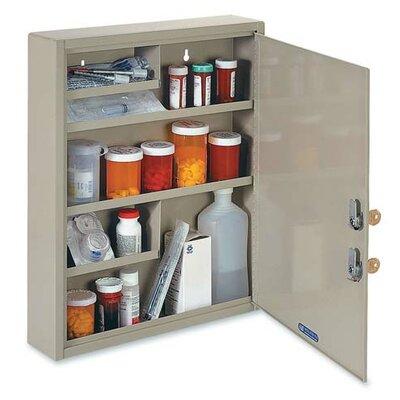 Drug 18.1 x 15.9 Surface Mount Medicine Cabinet