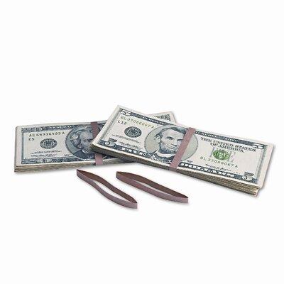 Blank Paper Bill Bands, 1000/Box