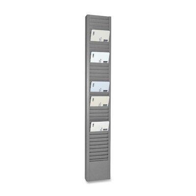 Vertical Swipe Card Rack