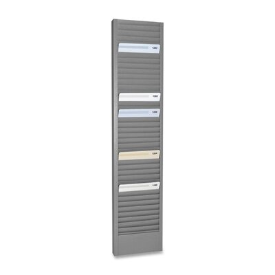 Horizontal Swipe Card Rack