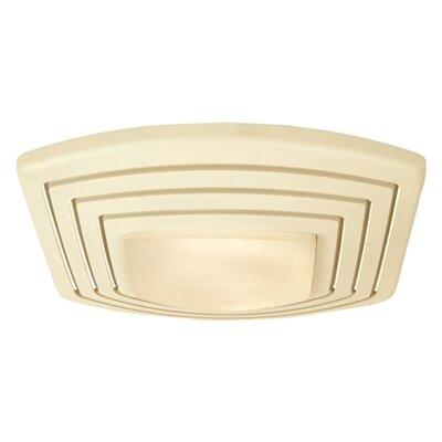 110 CFM Fresh - Air Silent Fanlight Bathroom Exhaust Fan