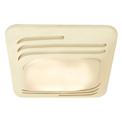 80 CFM Fresh - Air Silent Fanlight Bathroom Exhaust Fan