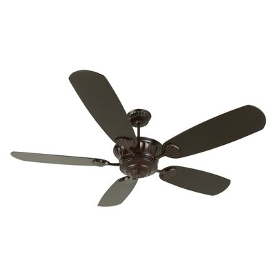 70 Sullivan Modern 5-Blade Ceiling Fan Finish: Oiled Bronze