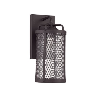 Blacksmith 1-Light Outdoor Wall Lantern