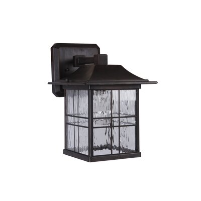 Dorset 1-Light Outdoor Wall Lantern