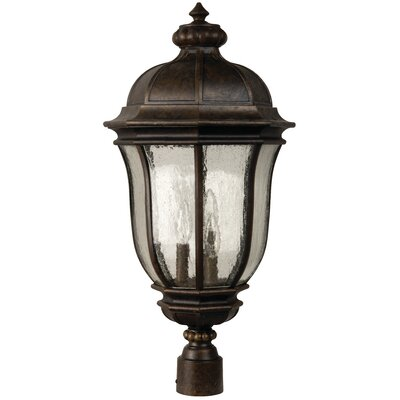 Harper Traditional Outdoor 1-Light Lantern Head