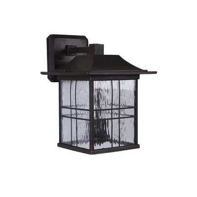 Dorset 2-Light Outdoor Wall Lantern
