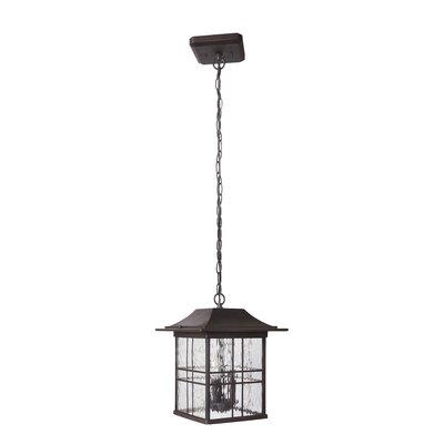 Dorset 3-Light Outdoor Hanging Lantern